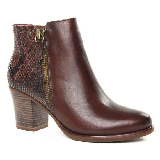 Bottines Et Boots Tamaris 25338 Brandy, vue principale de la chaussure femme