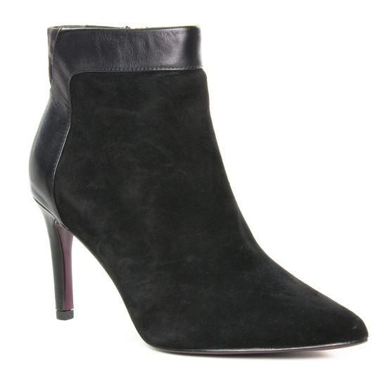Bottines Et Boots Tamaris 25305 Black Leopard, vue principale de la chaussure femme