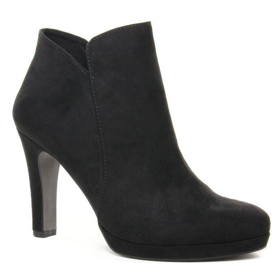 Bottines Et Boots Tamaris 25316 Black, vue principale de la chaussure femme