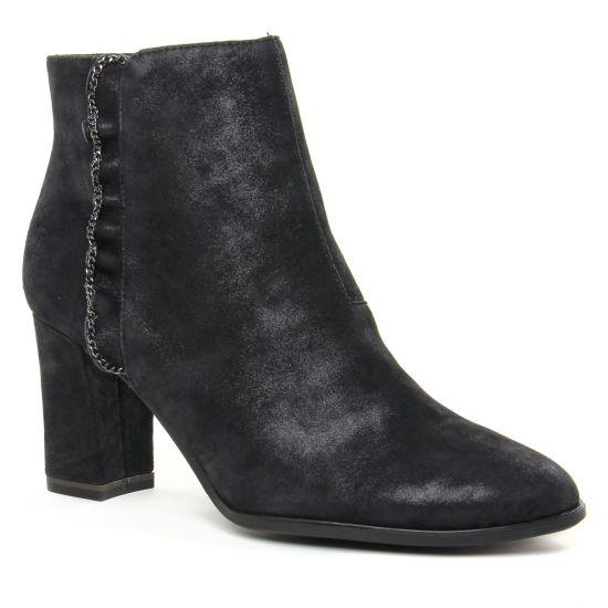 Bottines Et Boots Tamaris 25378 Black, vue principale de la chaussure femme