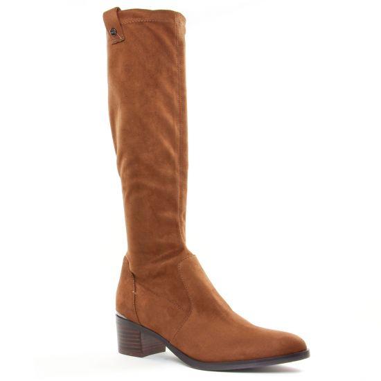 Bottes Jb Martin Encre Argan, vue principale de la chaussure femme