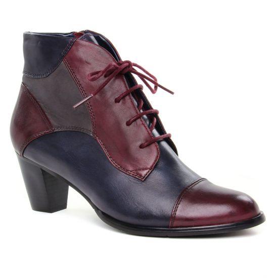 Bottines Et Boots Regarde Le Ciel Sonia 123 Bordeaux, vue principale de la chaussure femme