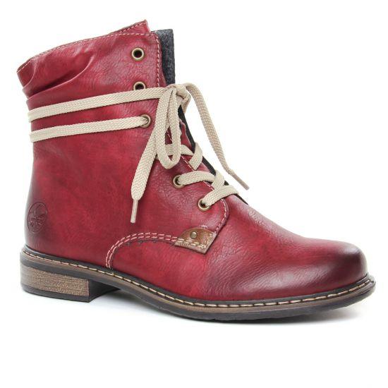 chaussures confortables Rieker en soldes