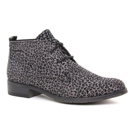 Bottines Et Boots Marco Tozzi 25101 Dk Grey Str C, vue principale de la chaussure femme