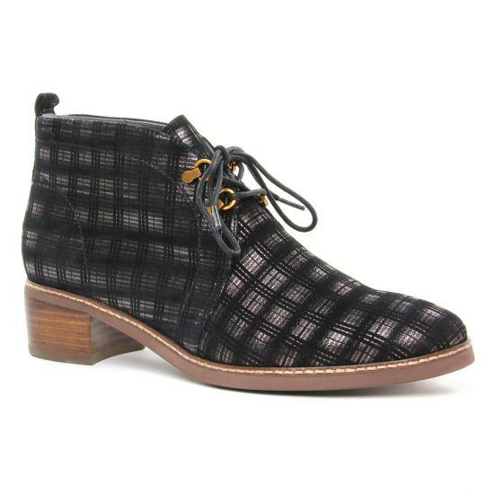 Bottines Et Boots Fugitive Sahel Gold, vue principale de la chaussure femme