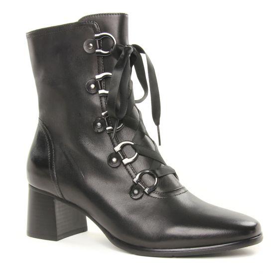 Bottines Et Boots Regarde Le Ciel Ines 01 Noir, vue principale de la chaussure femme