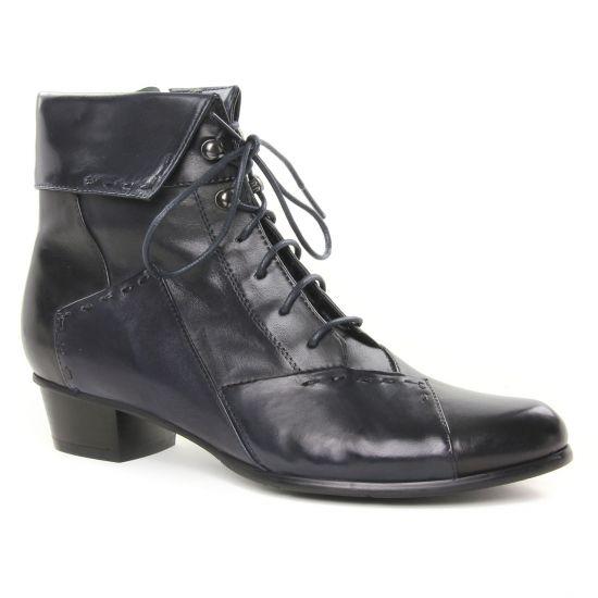 Bottines Et Boots Regarde Le Ciel Stefany160 Black, vue principale de la chaussure femme