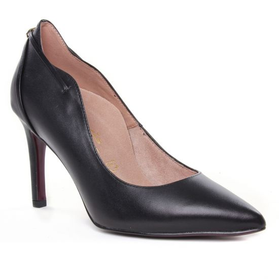 Escarpins Tamaris 22401 Black, vue principale de la chaussure femme