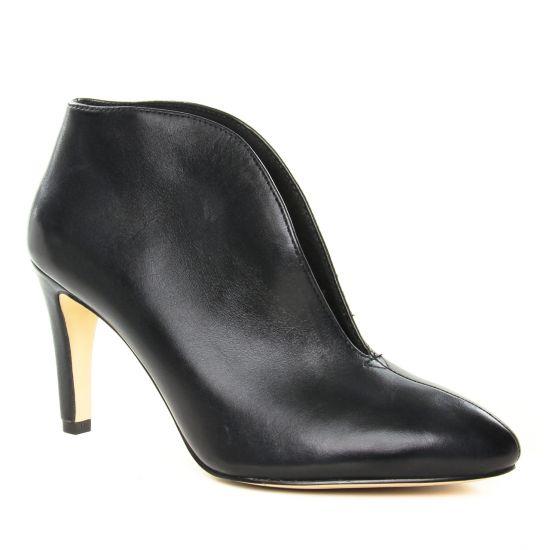 Bottines Et Boots Tamaris 25985 Black, vue principale de la chaussure femme