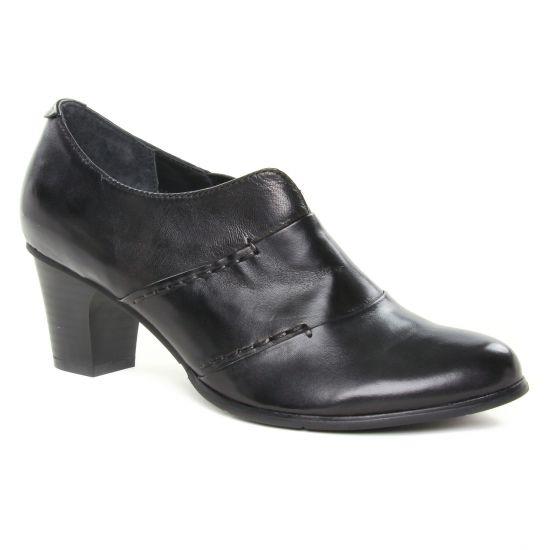 Bottines Et Boots Regarde Le Ciel Valery 02 Noir, vue principale de la chaussure femme