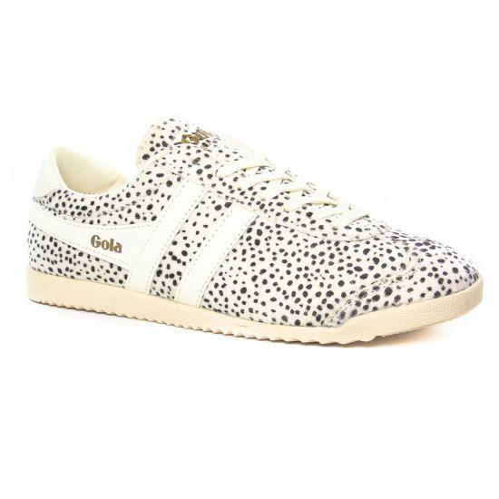 Tennis Et Baskets Mode Gola Bullet Cheetah Off White, vue principale de la chaussure femme