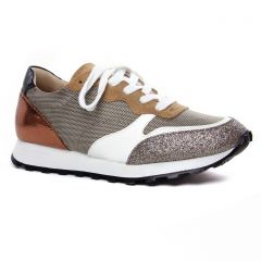 Chaussures femme hiver 2020 - baskets mode Vanessa Wu multicolore