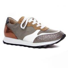 baskets-mode multicolore: même style de chaussures en ligne pour femmes que les Tamaris