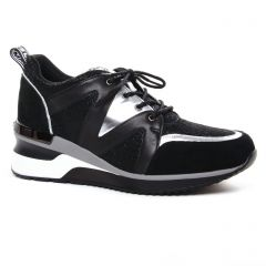 Chaussures femme hiver 2020 - baskets mode Mamzelle noir