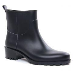 Chaussures femme hiver 2020 - boots élastiquées Vanessa Wu noir