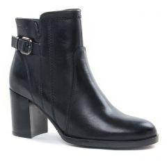 Chaussures femme hiver 2020 - boots Jodhpur tamaris noir