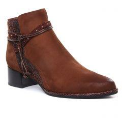 boots marron: même style de chaussures en ligne pour femmes que les Fugitive