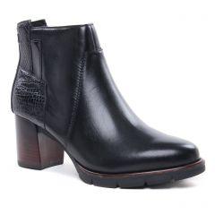 Tamaris 25398 Black Comb : chaussures dans la même tendance femme (boots noir) et disponibles à la vente en ligne