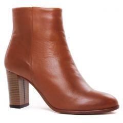boots-talon marron: même style de chaussures en ligne pour femmes que les Regarde Le Ciel