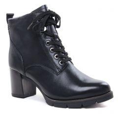 Tamaris 25103 Black : chaussures dans la même tendance femme (bottines-a-lacets noir) et disponibles à la vente en ligne