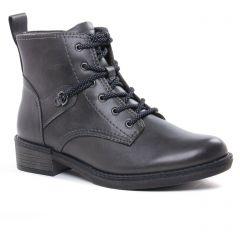 bottines-fourrees gris: même style de chaussures en ligne pour femmes que les Tamaris