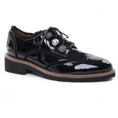 Chaussures femme hiver 2020 - derbys Mamzelle noir