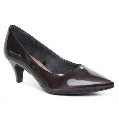 Chaussures femme hiver 2020 - escarpins tamaris mauve gris