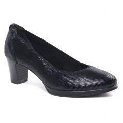 escarpins noir metal: même style de chaussures en ligne pour femmes que les Tamaris