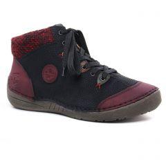 baskets-fourrees noir: même style de chaussures en ligne pour femmes que les Remonte