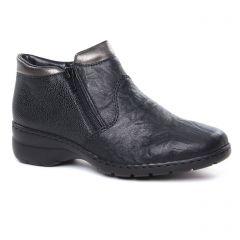 low-boots noir: même style de chaussures en ligne pour femmes que les Rieker