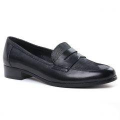 mocassins noir: même style de chaussures en ligne pour femmes que les Rieker