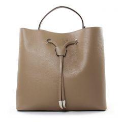 sacs-a-main beige taupe: même style de chaussures en ligne pour femmes que les Frederic T