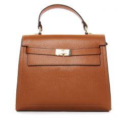 sacs-a-main marron cognac: même style de chaussures en ligne pour femmes que les Xti