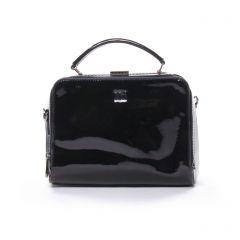 sacs-a-main vernis noir: même style de chaussures en ligne pour femmes que les Xti
