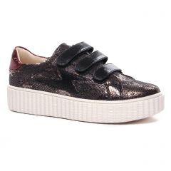 tennis noir métal: même style de chaussures en ligne pour femmes que les Vanessa Wu