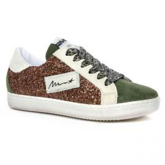 tennis vert bordeaux: même style de chaussures en ligne pour femmes que les Méliné