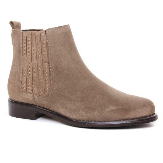 Bottines Et Boots Scarlatine 99223 D Fango, vue principale de la chaussure femme