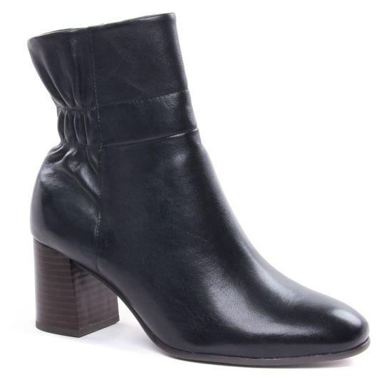 Bottines Et Boots Tamaris 25076 Black, vue principale de la chaussure femme