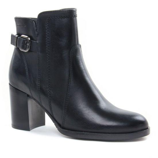 Bottines Et Boots Tamaris 25033 Black, vue principale de la chaussure femme