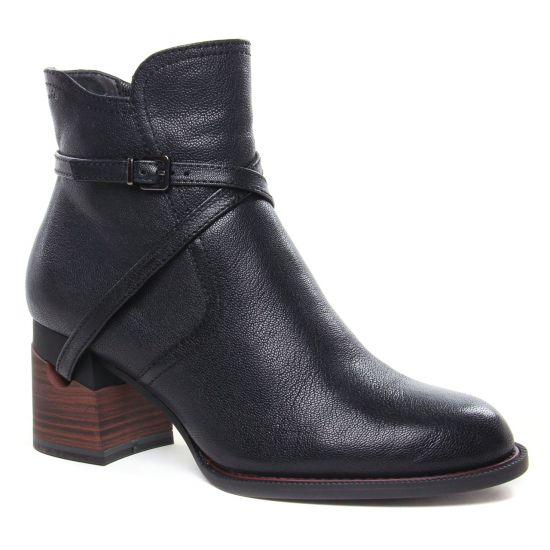 Bottines Et Boots Tamaris 25335 Black, vue principale de la chaussure femme