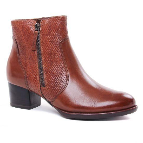 Bottines Et Boots Tamaris 25326 Cognac, vue principale de la chaussure femme