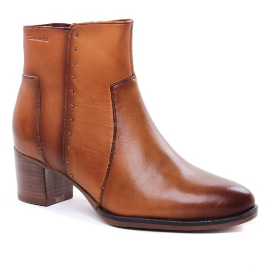 Bottines Et Boots Tamaris 25342 Nut, vue principale de la chaussure femme