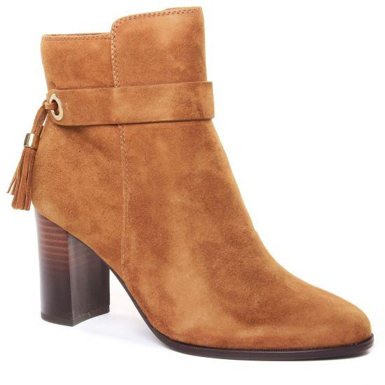 Bottines Et Boots Tamaris 25359 Nut, vue principale de la chaussure femme