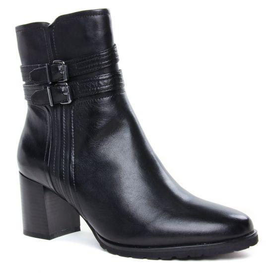 Bottines Et Boots Regarde Le Ciel Cady-39 Black, vue principale de la chaussure femme