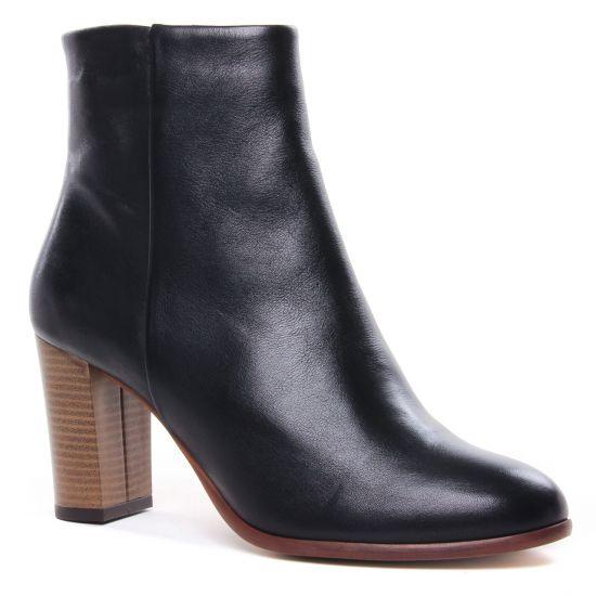 Bottines Et Boots Scarlatine Ro82 Noir, vue principale de la chaussure femme
