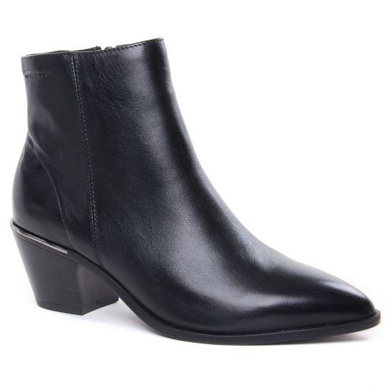 Bottines Et Boots Tamaris 25341 Black, vue principale de la chaussure femme
