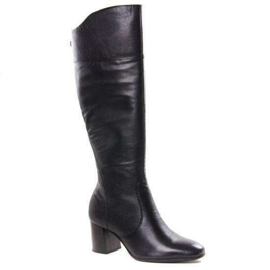 Bottes Tamaris 25515 Black, vue principale de la chaussure femme