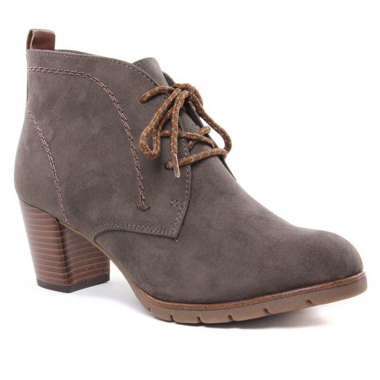 Bottines Et Boots Marco Tozzi 25107 Pepper Comb, vue principale de la chaussure femme