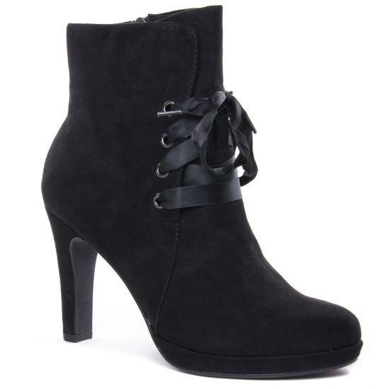 Bottines Et Boots Tamaris 25155 Black, vue principale de la chaussure femme