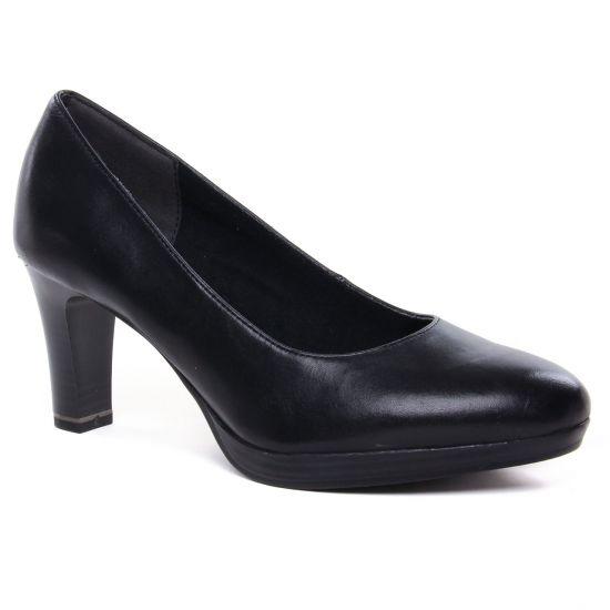 Escarpins Tamaris 22410 Black, vue principale de la chaussure femme